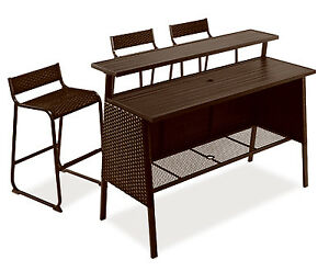 Letright Industrial Corp Concord Bar Set 4 pc 720 108 000
