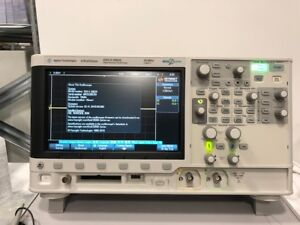 Agilent Dsox2002a 70mhz 2ch Scope With Dvm Function Gen Fresh Calibration