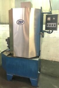 Zep 2085e Rotary Spray Parts Washer 24 Basket 39 Max Height