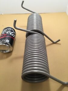 312 Stainless Steel Wire Torsion Spring Lot Of 2