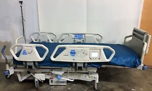 Hill rom Intellidrive Hospital Bed P1900 With Mattress 1500 Make Offer