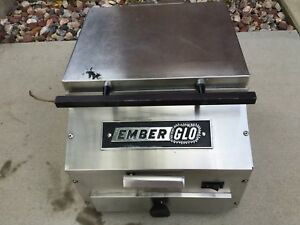 Emberglo Es5m Commercial Counter top Steamer Tested works