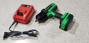 Snap on 18 V 1 2 Drive Cordless Monsterlithium Impact Wrench Ct8850g