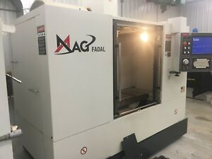Fadal 3016fxmp Ht 2010 10 000 Rpm Spindle