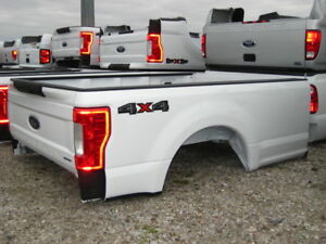 Ford Super Duty F250 F350 New Take Off 8 Truck Bed Box Fits 2017 2018 Only Nto