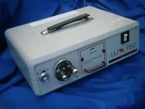 Luxtec Xenon Series 9000 Model 9300 Surgical Vision Light Source