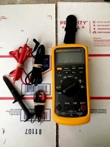 Fluke 87v True Rms Multimeter Excellent Condition