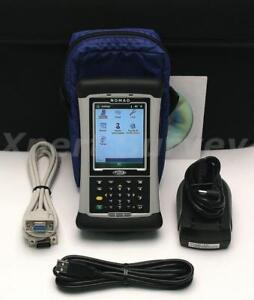Spectra Precision Nomad 1050l Data Collector Handheld Computer 1050