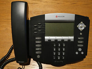 Polycom Soundpoint Ip 650 High Performance Ip Phone With Polycom Hd Voice