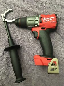 Milwaukee 2804 20 M18 Fuel Hammer Driil tool Only New