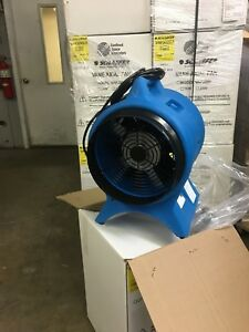 Schafer Ventillation Vaf3000 Vane Axial Fan