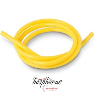 Nylon Pu Hose Tube Tubing Yellow 1 4 20ft 6m Water Methanol Alcohol Injection