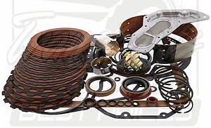 Fits Ford C6 Raybestos Red Performance Master Transmission Rebuild Kit 1976 96