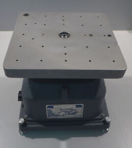Ideal Aerosmith Table Tilting Gyro Instrument Testing Tested And Working