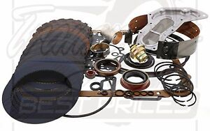 Fits Ford C6 Transmission Raybestos Blue Gen 2 Master Race Kit