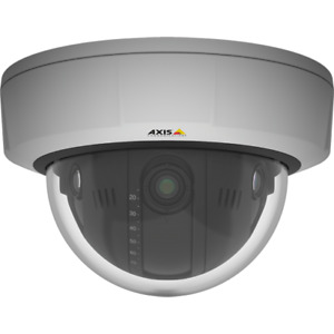 Axis Communications Q3708 pve Dome Camera W Warranty Brand New