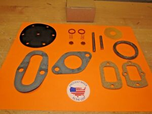 1928 1929 Pontiac 6 Cylinder Single Action Modern Fuel Pump Kit Usa Made P 6 Usa