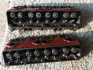 1957 Chevy 283 Power Pack Fuelie Head 3731539