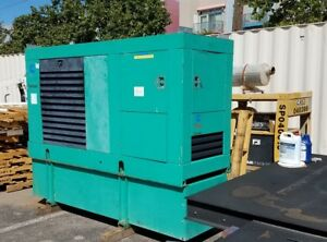 Onan cummins Diesel Generator Low Hours 116