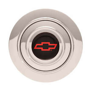 Gt Performance Gt9 Horn Button Chevy Bow Tie Red 11 1242