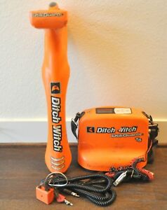 Ditch Witch Utiliguard T5 Cable Pipe Locator T5 Subsite Underground Utility