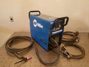 Miller Diversion 180 Ac dc Tig Welder 120v 220v