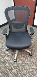 9to5 Office Chairs Black adjustable Strata Lite Business education training
