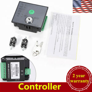 Generator Controller Board Panel Engine Control Module W 2x Keys Kit Usa