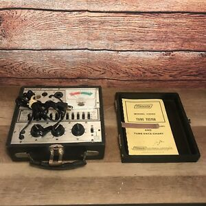 Mercury Tube Tester Model 1100c