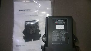 Controls Incorporated Generator To Can Buss Module Xcan ac New
