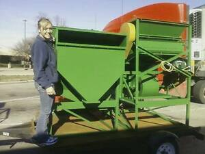 Seed Cleaner Fanning Mill Grain Eau Claire wi 54703 Amfseedcleaners 6 495