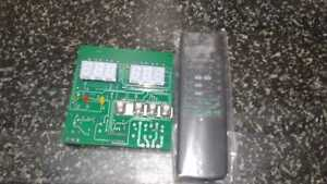 Display Circuit For Dental X ray Machine