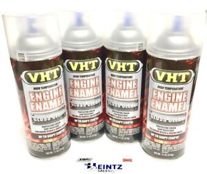 Vht Sp145 4 High Temperature Engine Enamel 11oz gloss Clear racing Engine Paint