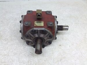 Curtis Machine Company 922682 1 1 Right Angle Gear Box 112m