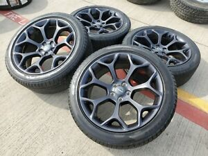 20 Dodge Charger Challenger Chrysler 300 Srt 8 Oem Wheels Rims Tires 2527 2018