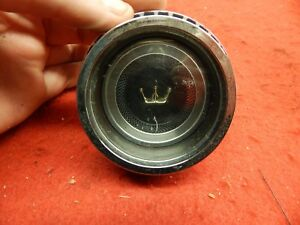 Used 67 68 Ford Galaxie 500 Ltd Crown Horn Ring Center