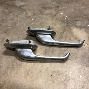 Dodge Town Power Wagon Truck External Door Handles 1961 1962 1963 1964 1965 1966