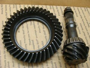 Chevy 10 Bolt 8 5 Eaton 4 10 4 11 Rear End Axle Differential Ring Pinion Gears