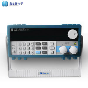 M9711 Usb Programmable Dc Electronic Load 0 30a 0 150v 150w Battery Test T