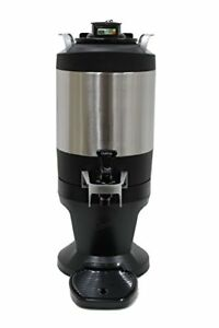 Wilbur Curtis Thermal Coffee Dispenser 1 5 Gallon With Tft Technology Made For