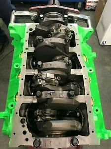 351w 357w Ford Roller Short Block Race Prepped Can Make 500 Hp Free Gasket Set