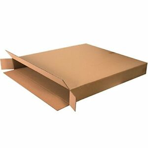 Top Pack Supply Side Loading Boxes 36 X 6 X 42 Kraft Pack Of 5