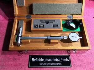 Mitutoyo Dial Bore Hole Inside W micrometer Head 511 326 Gage 4 6 4 In 0001
