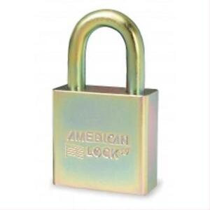 American Lock A5200glnka Government Padlock 1 1 8 Keyed Alike Pack Of 4