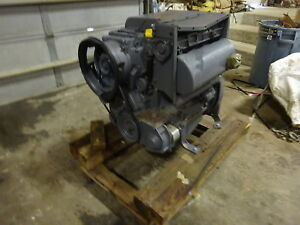 Deutz F4l1011 Diesel Engine Unused Nos 2 Avail F4l 1011 Manlift Jlg