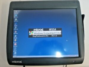 Micros Work Station 5a System Unit Ws5