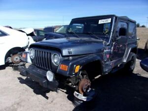 Engine 02 2002 Jeep Wrangler 2 5l 4cyl Motor 166k Miles Run Tested 250 Core