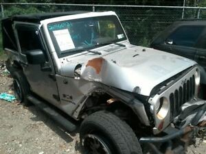 Engine 2007 07 Jeep Wrangler 3 8l V6 Motor Only 97k Miles 200 Core
