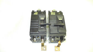 Fpe Federal Pacific Electric 200 Amp Main Circuit Breakers