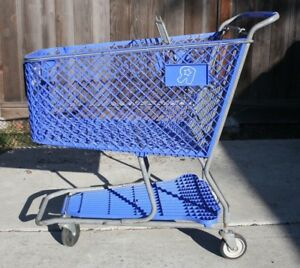 Toys R Us Shopping Cart Delivery Included Within San Francisco Sj